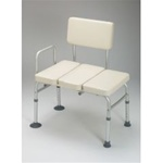 Guardian Padded Transfer Bench
