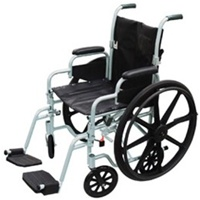Drive Medical Pollywog Wheelchair and Transport Chair