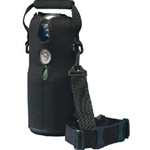 Invacare O2 Cylinder and Bag